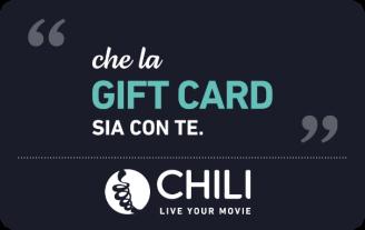 Gift Card CHILI Film, Serie TV