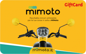 Gift Card Mimoto Carta Regalo