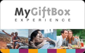 Gift Card MyGiftBox Experience Carta Regalo