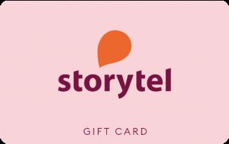Gift Card Storytel Carta Regalo