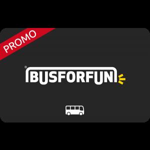 Gift Card Busforfun Carta Regalo