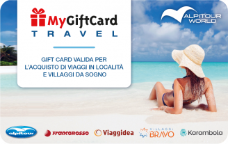 Gift Card Alpitour Carta Regalo