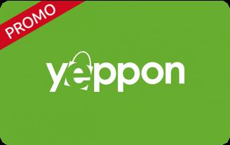Gift Card Yeppon Carta Regalo