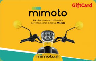 Gift Card Mimoto Carta Regalo