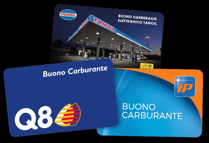 Gift Card Carburante