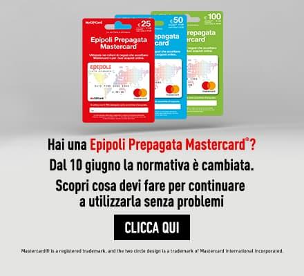 Promozione Mastercard