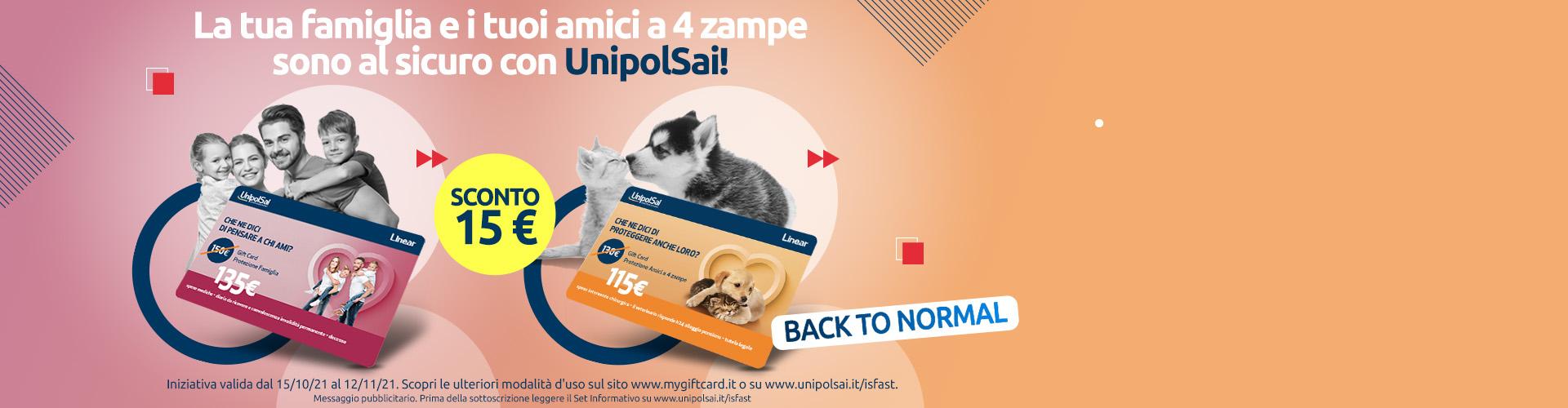 Unipol Promo