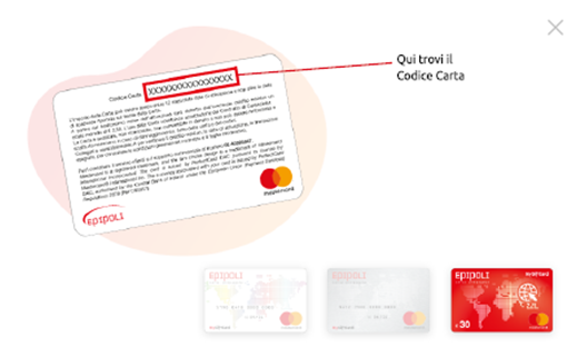 Epipoli Prepagata Mastercard Web