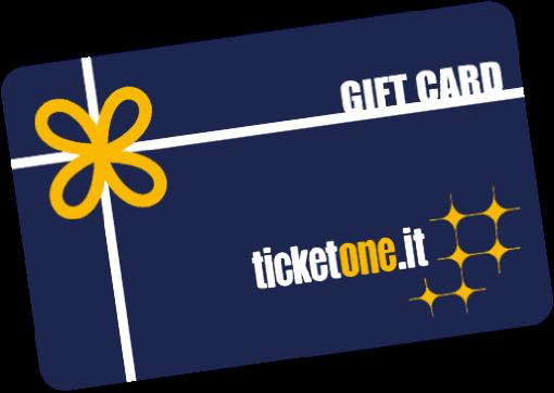 Gift Card Ticketone